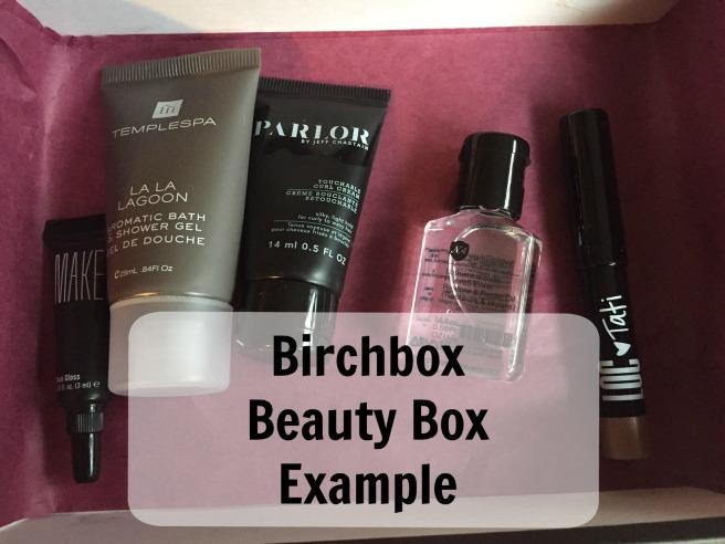 BirchBox Example